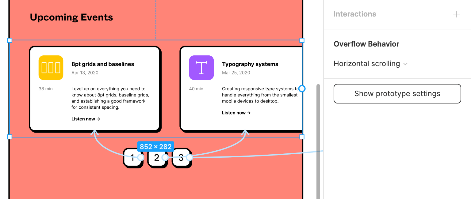 Scroll To Prototype